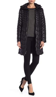 Kenneth Cole New York Quilted Coat