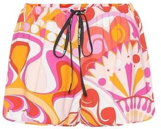 Emilio Pucci Beach Printed shorts