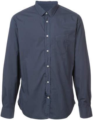 Officine Generale classic long-sleeve shirt