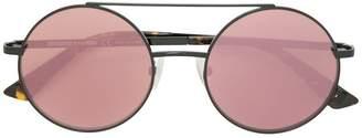 McQ Eyewear round frame sunglasses