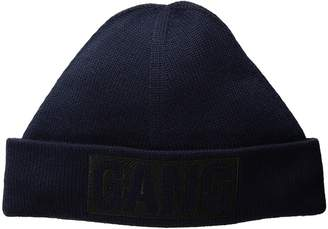 Neil Barrett Gang Beanie Caps