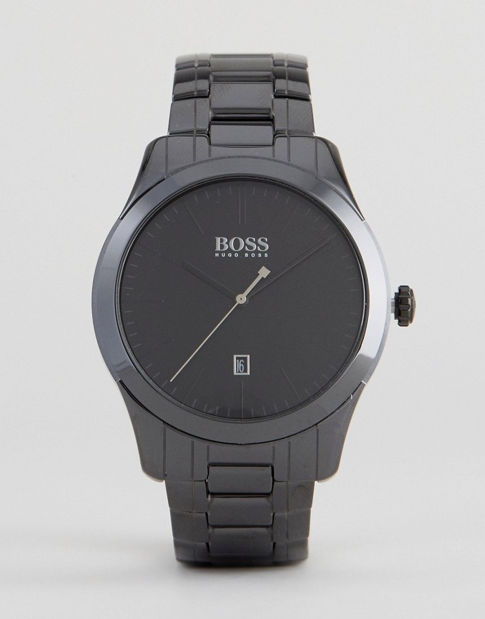 Hugo BossBOSS By Hugo Boss 1513223 Ambassador Bracelet Watch In Black