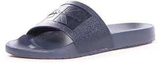 Calvin Klein Jeans Men's Vincenzo Jelly Slide Sandal