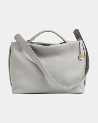 Skagen Mikkeline Light Ash Satchel