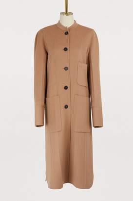 Jil Sander Francia cashmere coat