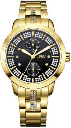 JBW Women's Lumen Diamond & Crystal Watch