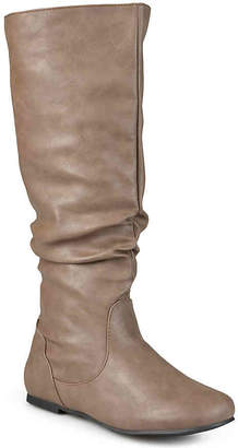 Journee Collection Jayne Extra Wide Calf Boot - Women's