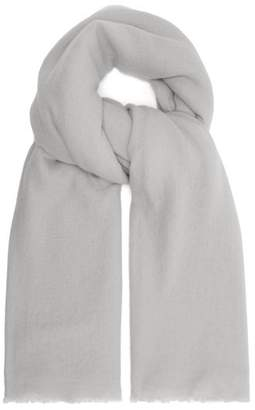 Denis Colomb Cashmere Scarf - Womens - Grey