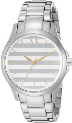 Armani Exchange A|X  Women's AX5230 Analog Display Analog Quartz Watch