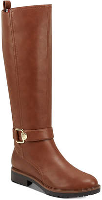Tommy Hilfiger Women Frankly Tall Riding Boots Women Shoes