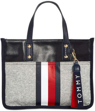 Tommy Hilfiger Raleigh Coated Fleece Shopper