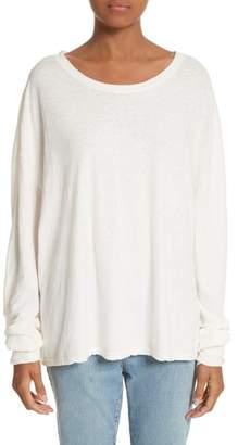 Simon Miller Solano Oversize Cotton Top