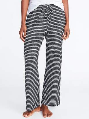 Old Navy Plush-Knit Lounge Pants for Women