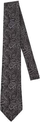 Etro 8cm Paisley Silk Jacquard Tie