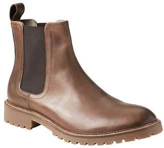 Banana Republic Lug-Sole Chelsea Boot