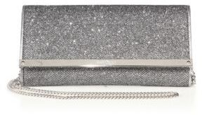 Jimmy Choo Jimmy Choo Milla Lame Convertible Wallet