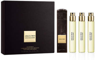Giorgio Armani Prive Rouge Malachite Travel Spray Coffret Set