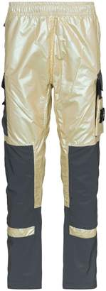 Stone Island 315M1 Tela Reflex Mat Trousers