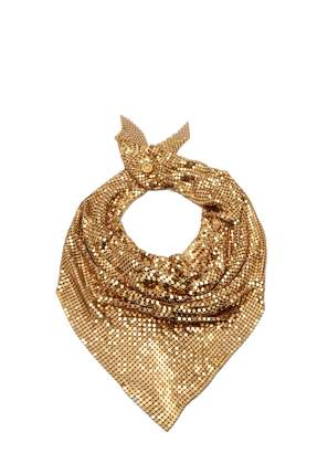 Paco Rabanne Chain-mail scarf