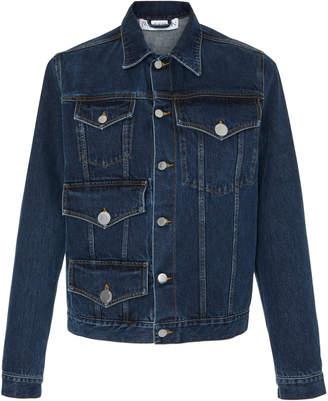 J.W.Anderson Multi-Pocket Denim Jacket