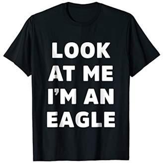 Eagle Costume Shirt for Halloween