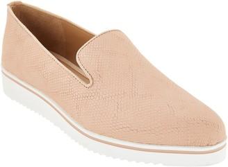 Franco Sarto Leather Slip-On Shoes - Fabrina