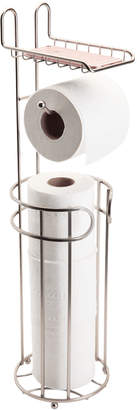 Famous Designer Toilet Tissue Stand & Reserve