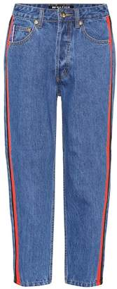 P.E Nation Season Lifetime cropped jeans