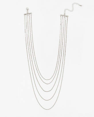 Le Château Multi-Strand Chain Necklace