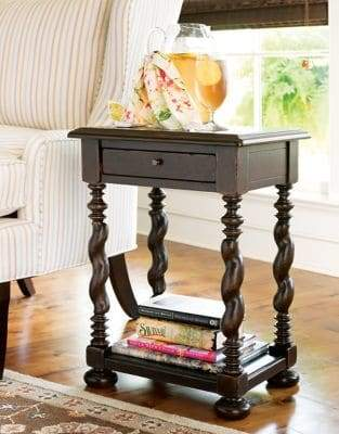 Paula Deen Home Sweet Tea Side Table