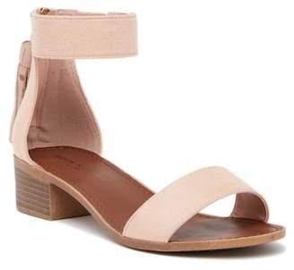 Rock & Candy Nancie Block Heel Sandal