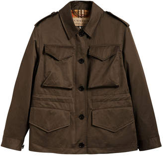 Burberry showerproof field jacket