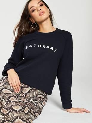Whistles Saturday Sweatshirt