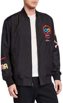 Puma Men's x BT Reversible Bomber Jacket