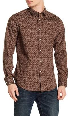Slate & Stone Plane Print Regular Fit Shirt