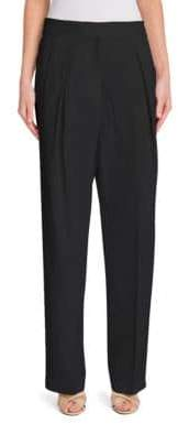 Jil Sander Clemente Pleated Cotton Pants
