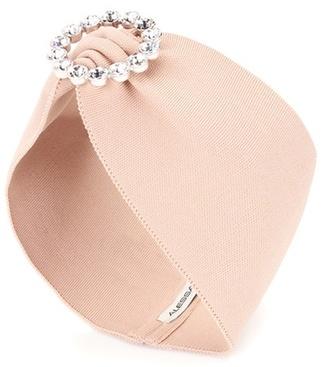 Alessandra Rich Embellished headband