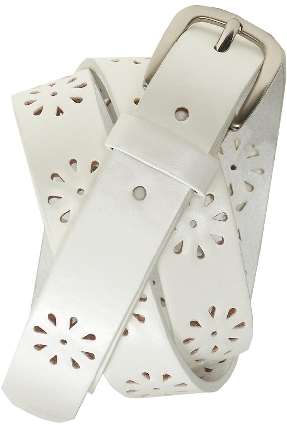 Aeropostale Perforated Skinny Belt