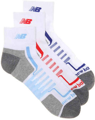 New Balance Performance Ankle Socks - 3 Pack - Men's