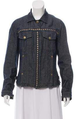 Sonia Rykiel Embellished Denim Jacket