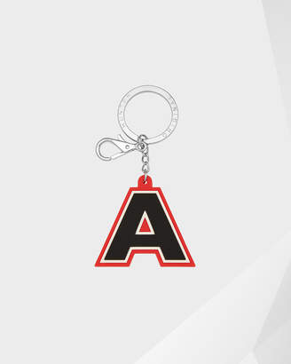 Hunter Alphabet Charm