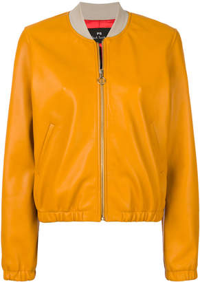 Paul Smith zip-front bomber jacket