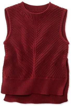 L.L. Bean L.L.Bean Signature Sweater Vest