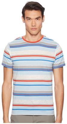 Orlebar Brown Sammy Linen Stripe T-Shirt