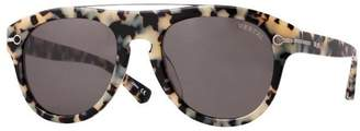 "Vestal Acetate & Stainless Steel Round Sunglasses ""De Luna"""