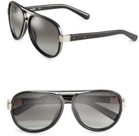 Bobbi Brown 59MM Jakes Round Sunglasses