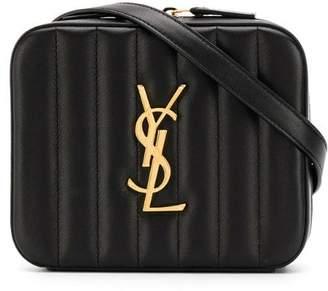 Saint Laurent quilted belt bag