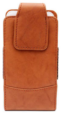 ASHLIN Leather Magnetic Flap Phone Case
