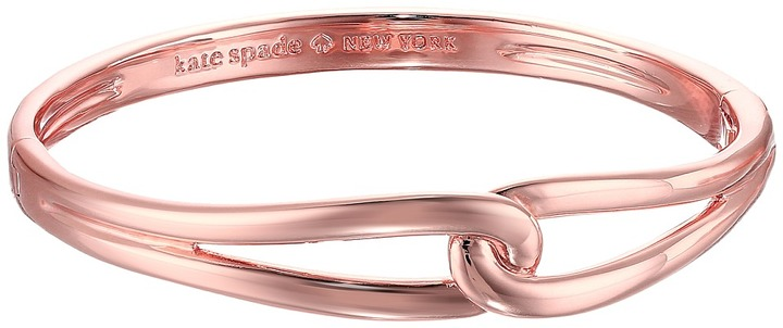 Kate SpadeKate Spade New York - Get Connected Loop Bangle Bracelet Bracelet