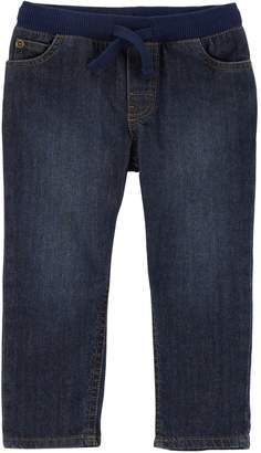 Carter's Toddler Boy Pull On Jeans